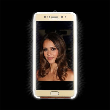 SAMSUNG S7 EDGE Led light phone case