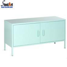 Nouveau design en acier maison / hôtel meuble TV meuble