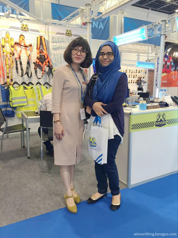 Client at Dubai