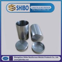 Creusage de tungstène à fonderie, creux en béton de 6-8L pour four électrique de laboratoire