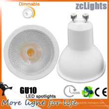 GU10 Iluminación LED para Home LED Dimmable Soptlight