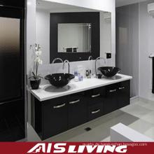 Middle East Style Melamin Badezimmerschränke Spiegel Vanity (AIS-B015)
