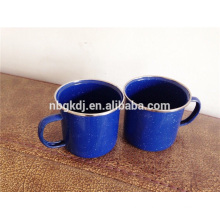 Chinese culture of carbon steel with enamel coated mugs & cups and mugs