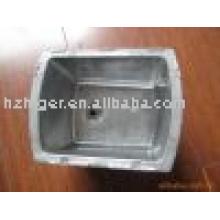 caja de fundición a presión de aluminio de la motocicleta auto personalizada