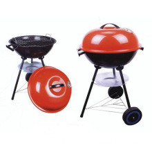 Apple Shape Camping BBQ Grill