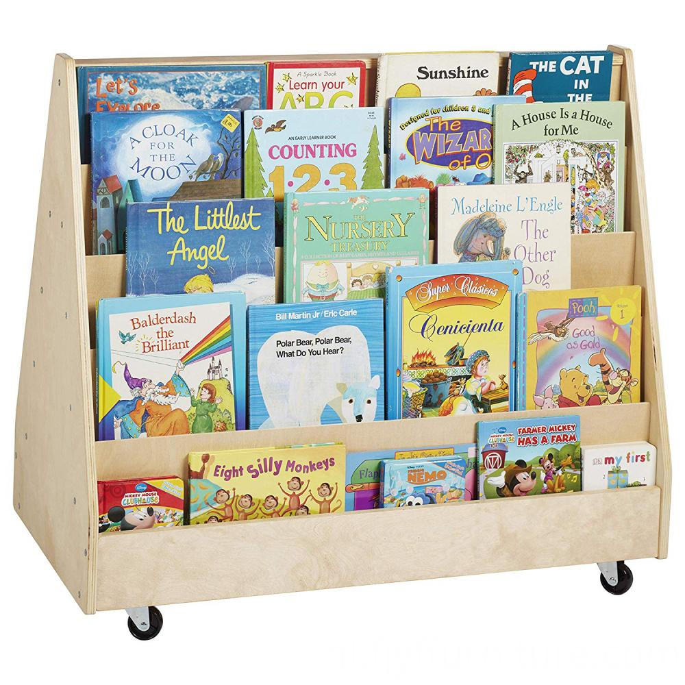 Bookshelf For Kids