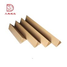 Bonne qualité faite sur commande décorative triangle ondulé type boîte