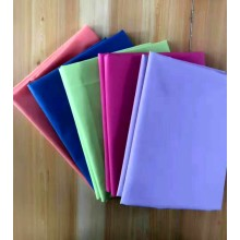 Dyeing factory directly sale cloth fabric
