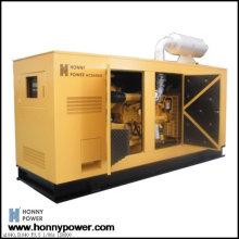 Generador de Potencia Diesel Silencioso 400kVA Enfriamiento de Agua