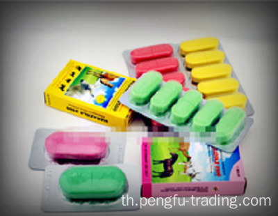 Levamisole HCl และ Oxyclozanide Tablet