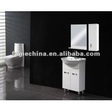 Белый шкаф для бассейна / ванный / мебель