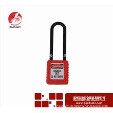 Wenzhou BAODSAFE Lange No-Conductive Schäkel Sicherheits Vorhängeschloss BDS-S8631