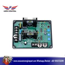 Regulador de tensão AVR-20A das peças sobresselentes do gerador