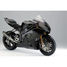 Детали мотоциклетного двигателя из углеродного волокна K7 (Suzuki 1000 07)
