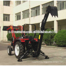 Compact LW series Backhoe