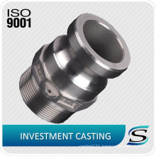 stainless steel coupler plug