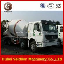 Camion malaxeur à béton HOWO 30-40 tonnes