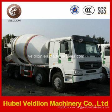 30-40 тонн бетоносмесительные грузовик HOWO