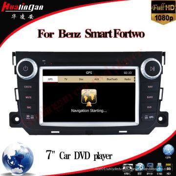 Auto Radio para Benz Smart Fortwo GPS DVD Navegación