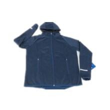 Inspección de calidad de la chaqueta deportiva