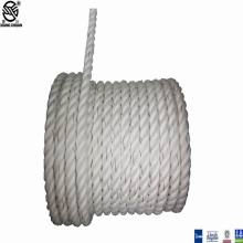 Best quality Low price for White Mooring Rope PP Rope with CCS, LR Certificate export to Tokelau Manufacturers