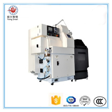 Xangai 5 Eixos Fresadora CNC Torno Máquina de Tornear Inteligente 20-100mm Diâmetro Lahte Suíço Torno CNC máquina