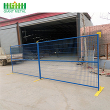 2018 hot sale welded wire mesh temporary  fence