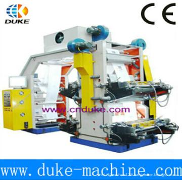 Good Quality Flexgraphic Plastic Printing Machine (YT Series)