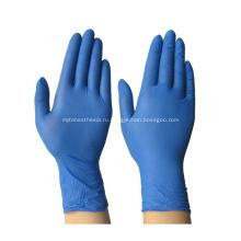 Одноразовые нитриловые медицинские перчатки, латексные перчатки