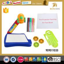 Novos brinquedos projetor projetor para crianças educacionais