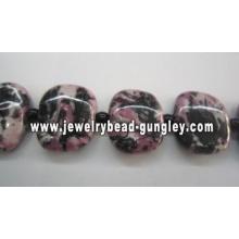 Quadrados cerâmicos grânulos para a fabricação de jóias