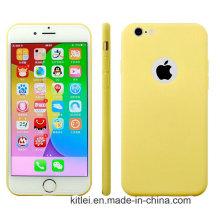 Alta calidad para el caso del iPhone 6 iPhone colorido de CoverU de TPU 6