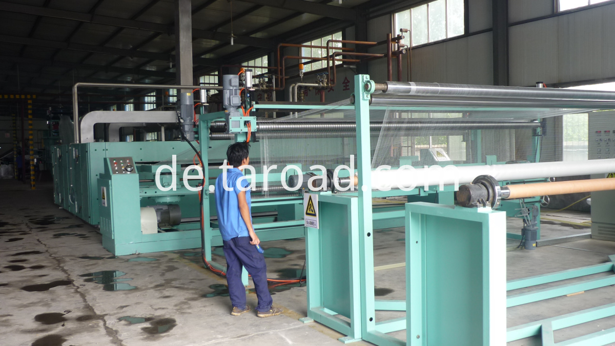 bop streched net manufacturing lines