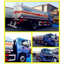 21 Cbm Good Quality Fuel Tank Truck for Sale, Oil Tank Truck, Fuel Tank Truck