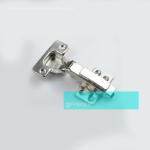 Customized alloy parts for wooden door