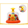 Plastic Toys Baby Toys Rotating Bears