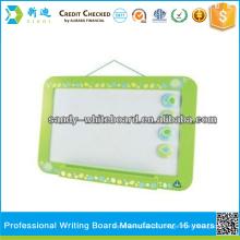 Pvc Notic Board weichen Rahmen schreiben Board