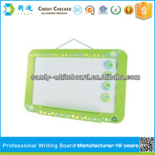 pvc notic board soft frame write board