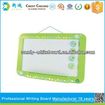 pvc notic board soft frame write board