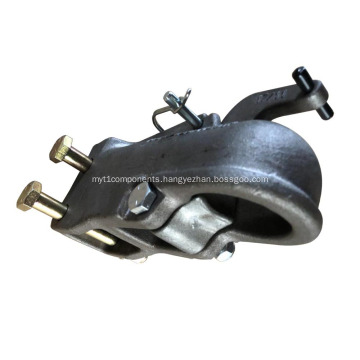 adjustable height towing couplings