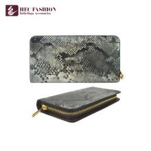 HEC Wholesale Fancy Design Ladies Purse teléfono celular billetera para mujeres