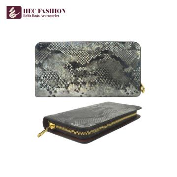 Carteira extravagante por atacado do telemóvel da bolsa das senhoras do projeto de HEC para mulheres