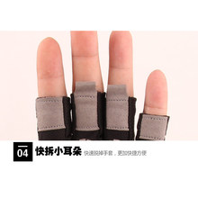 Cycling Glove New Design Microfiber with Mesh breathable