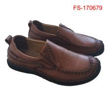 Men Leather casual shoes wholesale new arrivals