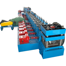 Guardrail Forming Machine