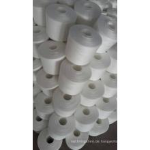 Fabrik-Lieferanten-Polyester-Ring spun Garn für das Stricken