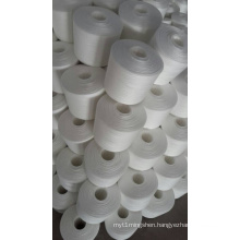 Factory Supplier Polyester Ring Spun Yarn for Knitting