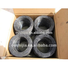 Spheroidizing annealing steel wire