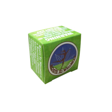 Atacado Private Label Cardboard Medicine Box