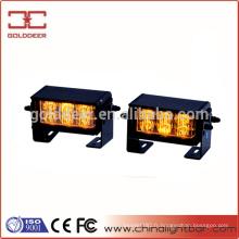 12W ambre Flash feux stroboscopique d'urgence Split Mont pont Dash LED AVERTISSEMENT lumineux SL630